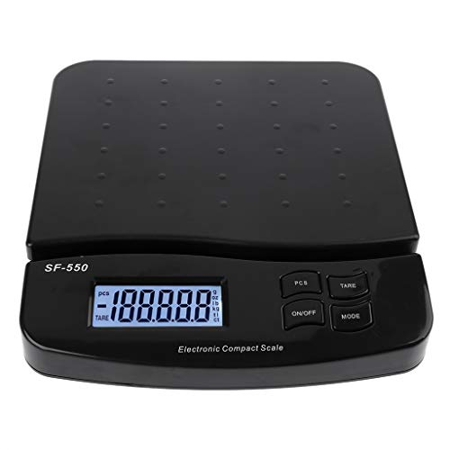 CHBC 25kg1g 55lb Digital Postal Shipping Scale Electronic Counting Weighing Scales