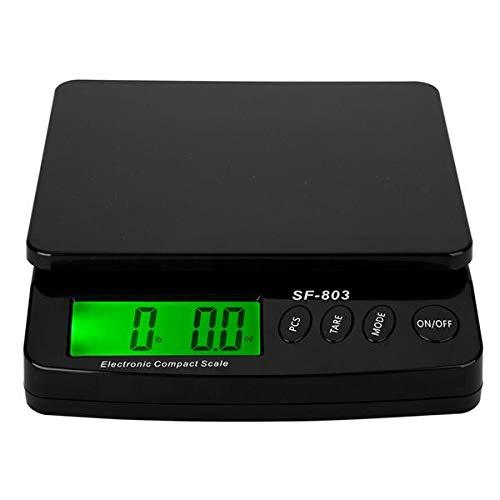 Struggling D SF-803 30KG1G High Precision LCD Digital Postal Shipping Scale Black