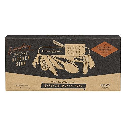 Gentlemens Hardware Kitchen Multi Tool White