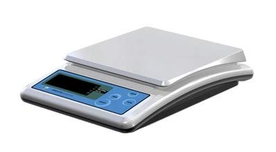 CGOLDENWALL Portable Precision 01g Electronic Digital Balance Multifunctional Scale PostalKitchenJewelry Weight Balance with Weighing Tray and Back-Lit LCD Display5kg01g