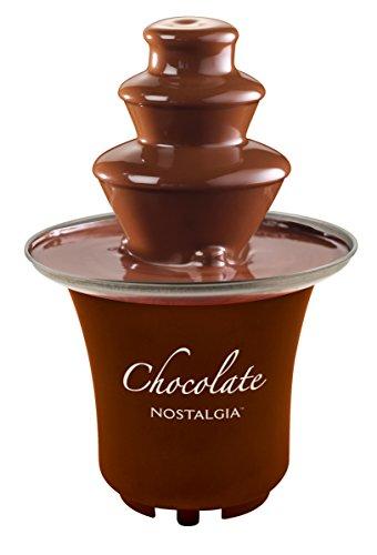 Nostalgia CFF300 3-Tier 12-Pound Chocolate Fondue Fountain