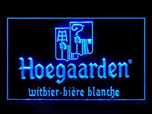 Lamazo Hoegaarden Belgium Beer Bar Pub Led Light Sign