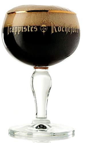 Trappistes Rochefort Belgium Beer Glass - 33cl