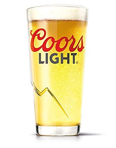 Coors Light Pint Glass Set - 2019 Edition- Set of 2