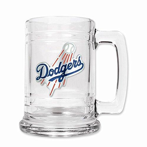 Los Angeles Dodgers 15oz Glass Tankard