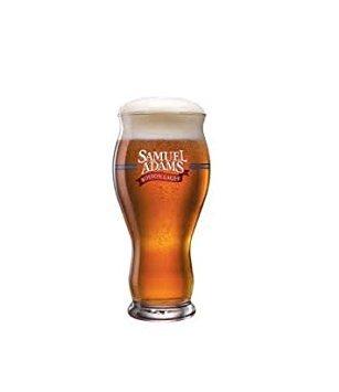Samuel Adams Original Perfect Pint- Take Pride in Your Beer Beer Glasses 1