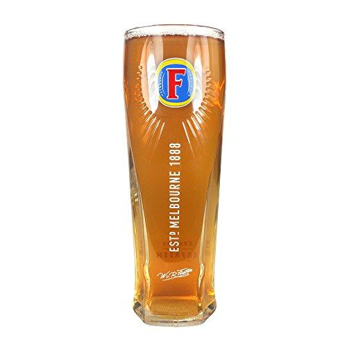 Tuff Luv Original Pint Beer GlassGlassesBarware CE 20oz  568ml for Fosters