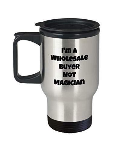 Wholesale Buyer Magician Travel Mug