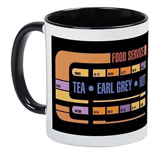 CafePress - Tea Earl Grey Hot Mugs - Unique Coffee Mug Coffee Cup