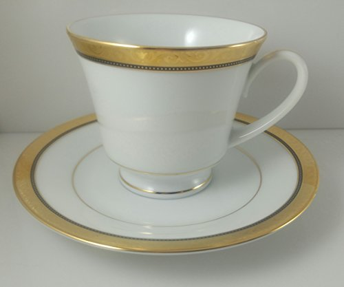 Noritake Regent Gold Cup and Saucer Set