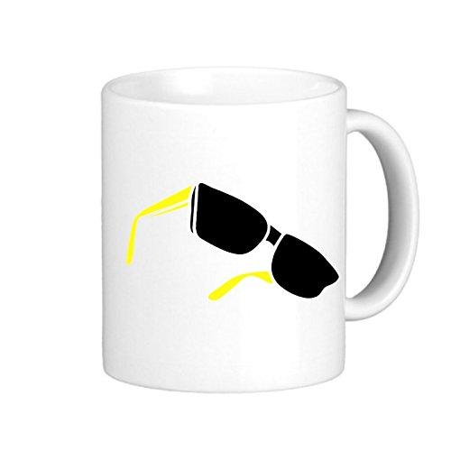 SthAmazing Sunglasses Dark Glasses Eighties Porn Cool Sexy Coffee Mug Photo Design A Mug Online