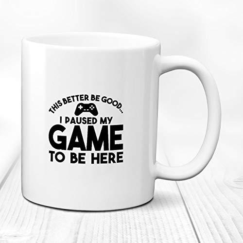 gamer coffee mugvideo games mug funny gamer mugonline gaming mug