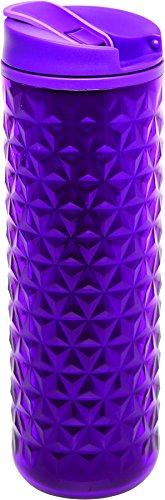 Aladdin Topo Insulated Plastic Mug 16oz Berry