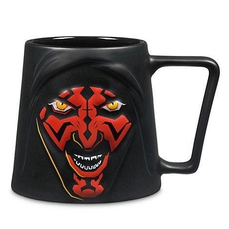 Disney Store Star Wars Darth Maul Mug - 20 oz