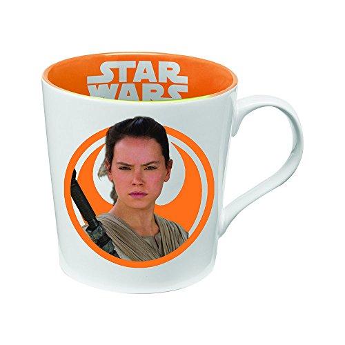 Vandor Star Wars Rey 12 Ounce Ceramic Mug 96051