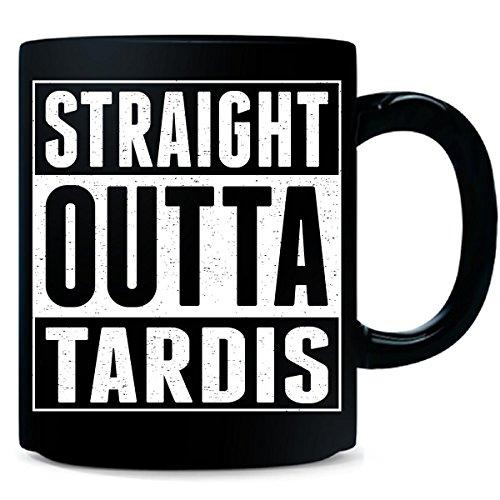 Straight Outta Tardis - Mug