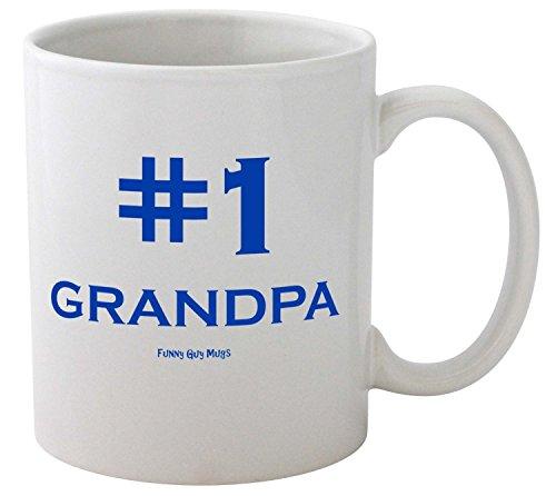 Funny Guy Mugs 1 Grandpa Mug