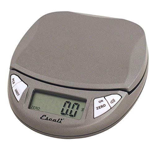 Escali PR500S Compact Scale Metallic