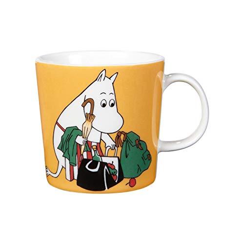 ARABIA Moomin Mamma Mom Mug Apricot 03L
