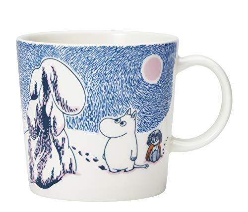 Moomin Arabia Ceramic Mug Crown Snow-Load Winter 2019 03L
