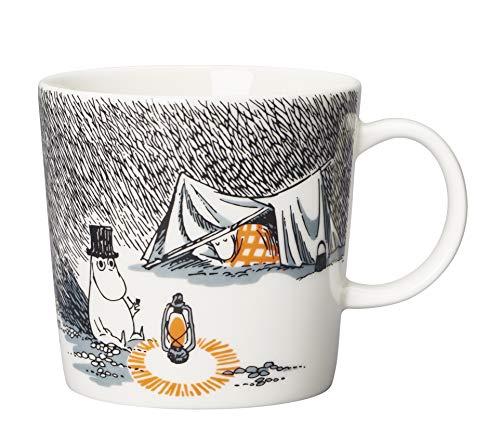 Moomin Arabia Ceramic Mug Sleep Well 2019 03L Limited