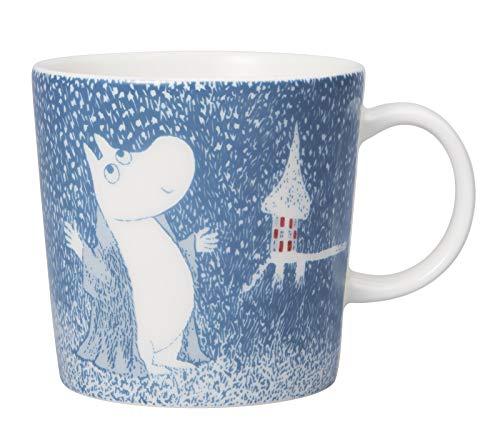 Moomin Winter mug 2018 Light Snowfall 03dl Arabia