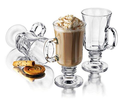 Libbey 8-12-Ounce Irish Coffee Mug 4-Piece Set