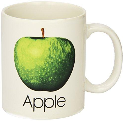 Rock Off - The Beatles Mug Apple