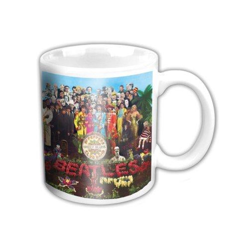 The Beatles Sgt pepper Boxed Mini Espresso Mug