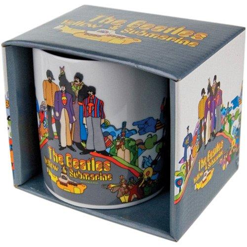 The Beatles Yellow Submarine Mug
