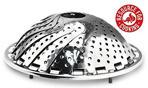 Resource For Cooking Vegetable Steamer Basket Stainless Steel Bpa-free - Large Vegetable Steamer Insert
