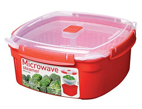 Sistema Large Microwave Steamer