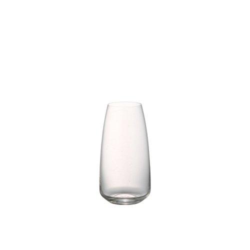 Rosenthal Studio-Line Highball Juice Glass TAC 02 Glossy  Elegant Glassware Designed by Walter Gropius
