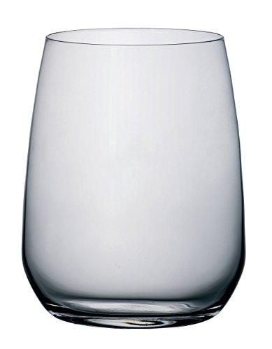 Bormioli Rocco Premium Sparkling Water Glasses Set of 6  14 ounces