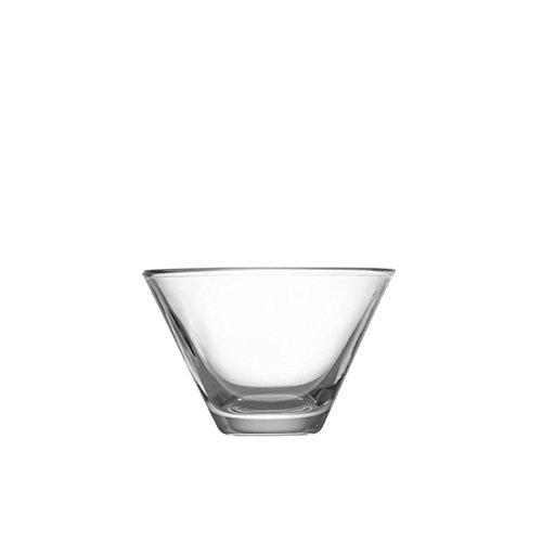 D&V Tasterz Stemless Martini Glasses Set of 6