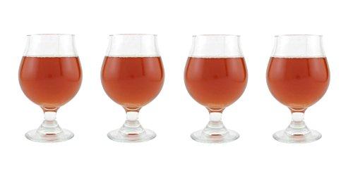 Libbey Belgian Beer Glass - 13 oz Set of 4