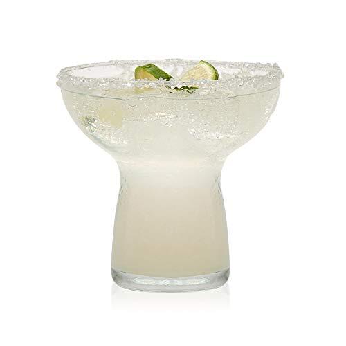 Libbey Stemless Margarita Glasses Set of 6
