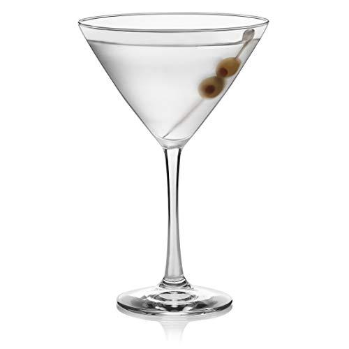 Libbey Vina Martini Glasses Set of 6