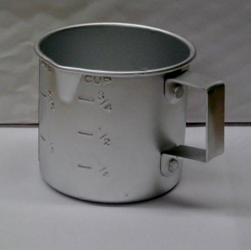 1 Cup Aluminum Measuring Cup