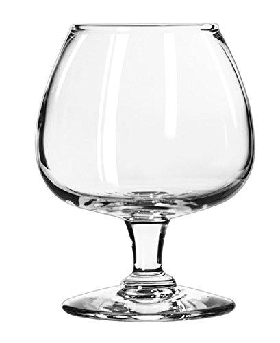 Libbey 8402 Citation Brandy Glass Set of 12 Clear