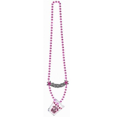 Bachelorette Party Posse Shot Glass Necklace