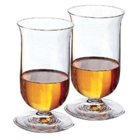 Riedel Vinum Leaded Crystal Single Malt Whiskey Glass Set of 4