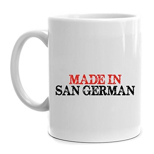 Eddany Made in San German Mug