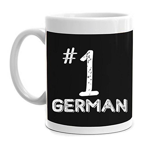 Eddany Number 1 German Mug