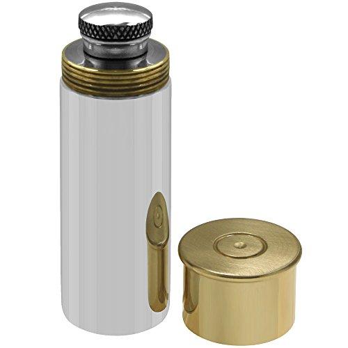 ENGLISH PEWTER COMPANY SF667 4oz Pewter Flask