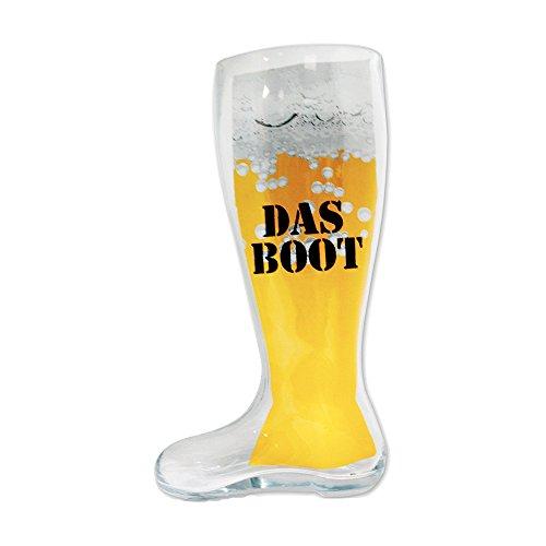 Mancave Das Boot Glass Beer Boot 1-Liter