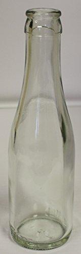 187 ml Clear Champagne Bottles 24 per case