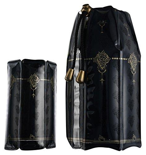 Vacuvin Rapid Ice Classic Wine Champagne Cooler Plastic Black 22 cmx 298 cmx 3 cm