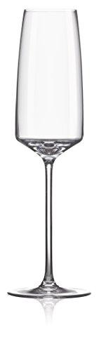 Rona VISTA Champagne Flute Glass 8 12 oz  Set of 6