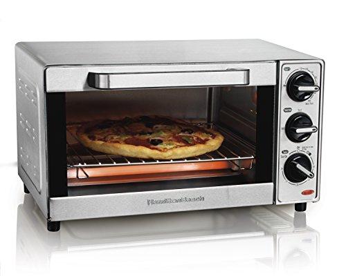 Hamilton Beach 31401 Hamilton Beach Toaster Oven, Stainless Steel